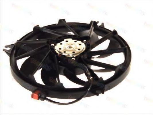 Вентилятор радіатора THERMOTEC D8P003TT