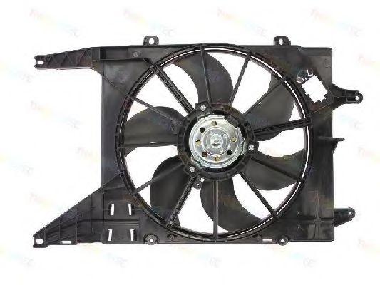 Вентилятор радіатора THERMOTEC D8R004TT