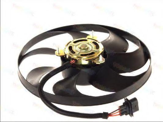 Вентилятор радіатора THERMOTEC D8W016TT