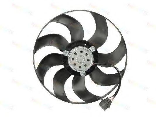 Вентилятор радіатора THERMOTEC D8W027TT