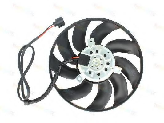 Вентилятор радіатора THERMOTEC D8W031TT