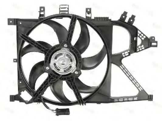 Вентилятор радіатора THERMOTEC D8X006TT