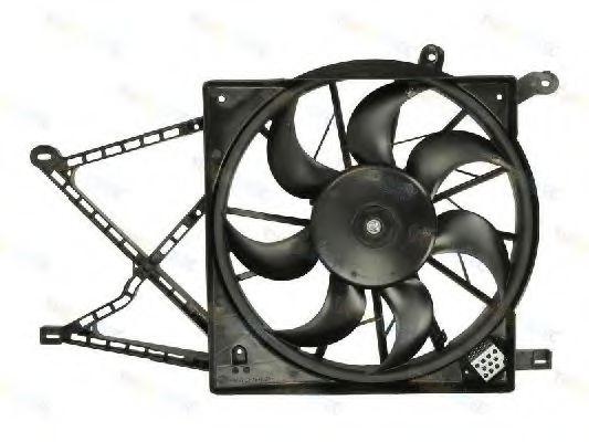 Вентилятор радіатора THERMOTEC D8X015TT