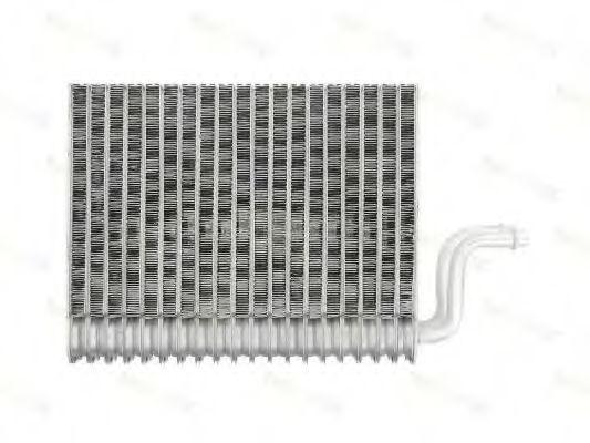 Испаритель кондиционера Испаритель, кондиционер THERMOTEC арт. KTT150008