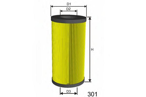 Фільтр масла Bmw 3 E46 320D TD 01-  арт. L021