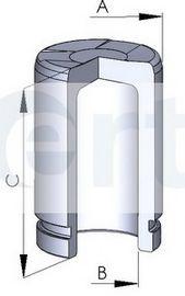 Поршень, корпус скобы тормоза D025117 (пр-во ERT)                                                    в интернет магазине www.partlider.com