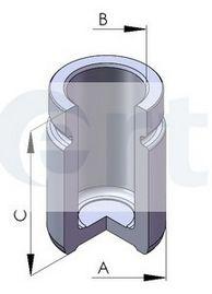 Поршень, корпус скобы тормоза D02566 (пр-во ERT)                                                     в интернет магазине www.partlider.com