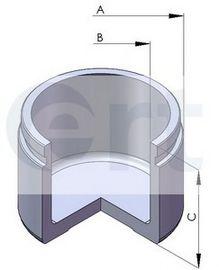 Поршень, корпус скобы тормоза D02575 (пр-во ERT)                                                     в интернет магазине www.partlider.com