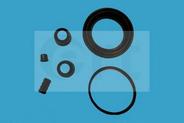 Ремкомплект, тормозной суппорт D4827 (пр-во ERT)                                                      арт. 400917