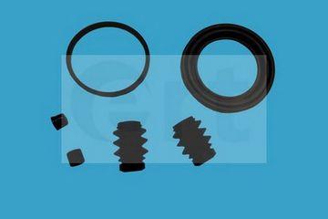 Ремкомплект, тормозной суппорт D4907 (пр-во ERT)                                                      арт. 401003