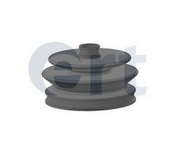 Пыльник ШРУСа наруж. D8298 (Пр-во ERT)                                                                арт. 500256