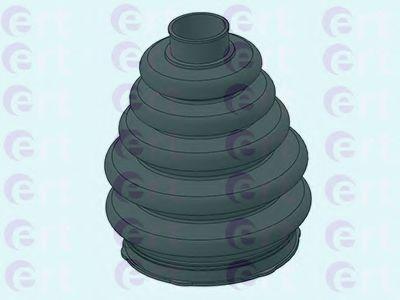 Пильник ШРУС пластиковий + змазка  арт. 500541T