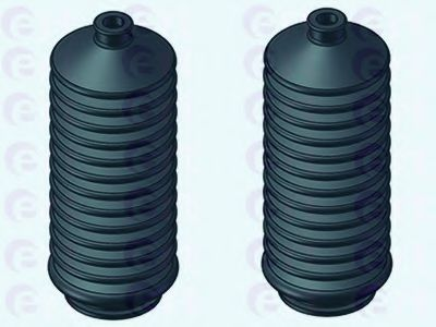 ERT К-т пыльников рулевой рейки (2шт.) 9*38*170 RENAULT Kangoo 97- ERT 102082
