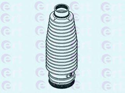 ERT  К-т пыльников рулевой рейки  PEUGEOT 407 ERT 102009