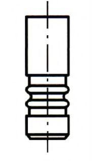 Клапан впускной Впускной клапан ETENGINETEAM арт. VI0046