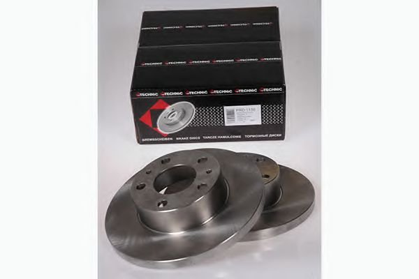 Диск гальмiвний Citroen/Fiat/Peugeot 94-02 PROTECHNIC PRD1130