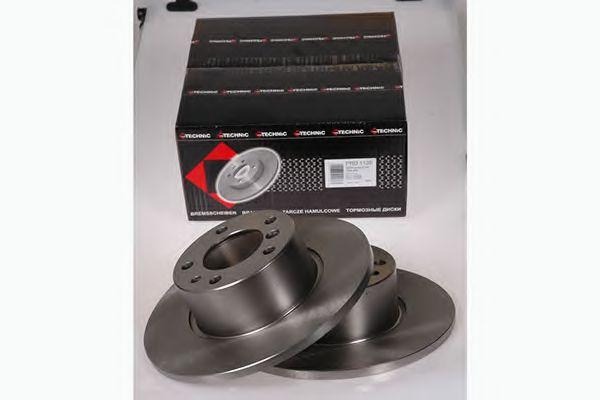 Диск гальмівний Bmw 5 E34 88-95 PROTECHNIC PRD1138