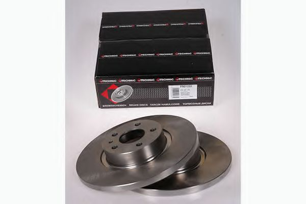 Тормозной диск  арт. PRD1233