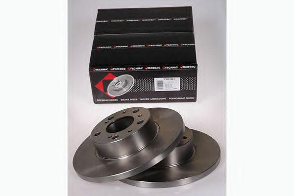 Диск гальмівний перед. Fiat Ducato Maxi 86-94 (290x16) PROTECHNIC PRD1261