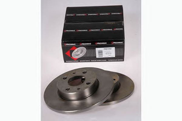 Тормозной диск  арт. PRD1262