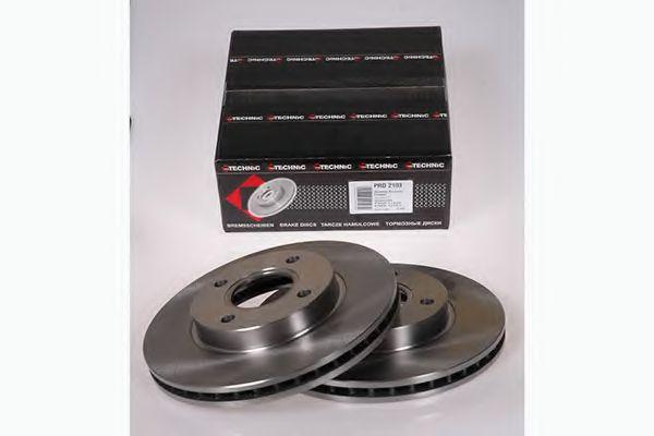 Диск гальмівний Ford Mondeo 93-00 вентил. PROTECHNIC PRD2103