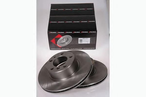 Тормозной диск  арт. PRD2127