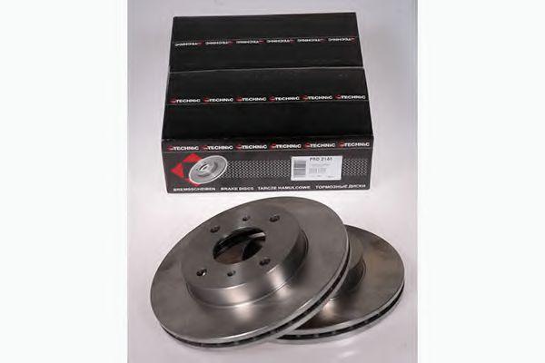 Диск гальмівний Nissan Primera 90-99 PROTECHNIC PRD2144