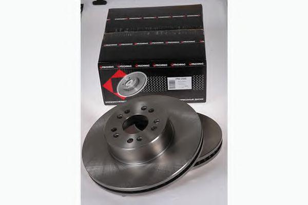 Диск гальмівний DB 140 400-600/S280-S350 PROTECHNIC PRD2345