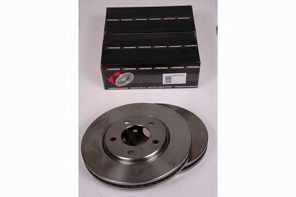 Тормозной диск  арт. PRD2522