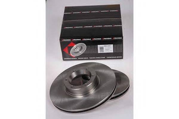 Диск гальмівний Renault Master 98-> PROTECHNIC PRD2531