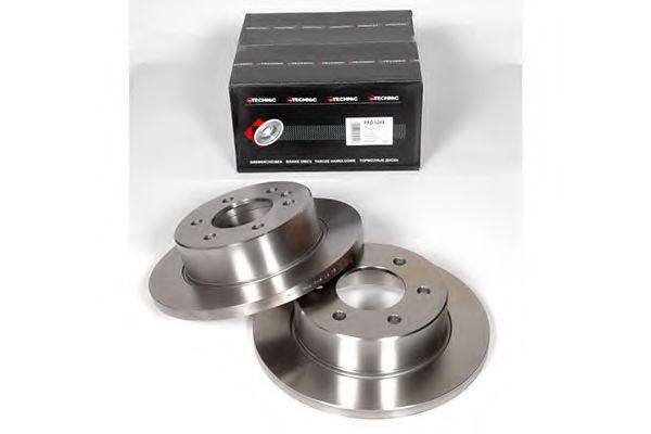 Диск гальмівний зад. DB Sprinter 06-/Crafter PROTECHNIC PRD5244