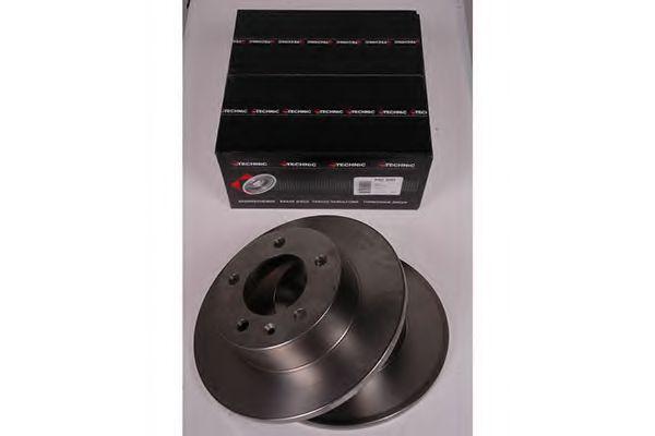 Диск гальмівний Renault Master 00- задн. PROTECHNIC PRD5265