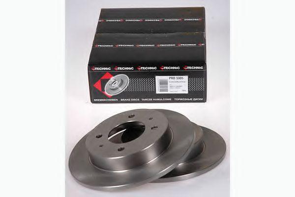 Тормозной диск  арт. PRD5305