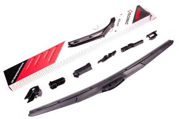 Щітка Protechnic Hybrid 450mm  арт. PR45H