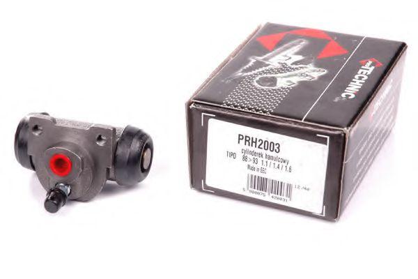 Цилiндрик гальмiвний робочий 15.00 Fiat Tipo 1.4/1.6 -93 PROTECHNIC PRH2003
