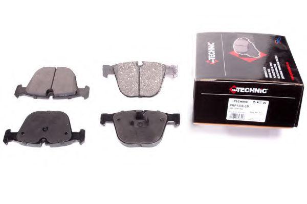 Гальмівні колодки дискові зад. BMW E60/65/X5 (E70, F15),/X6 (E71, E72) 3.0-4.4 08-   арт. PRP13063M