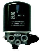 Осушитель воздуха, пневматическая система в интернет магазине www.partlider.com
