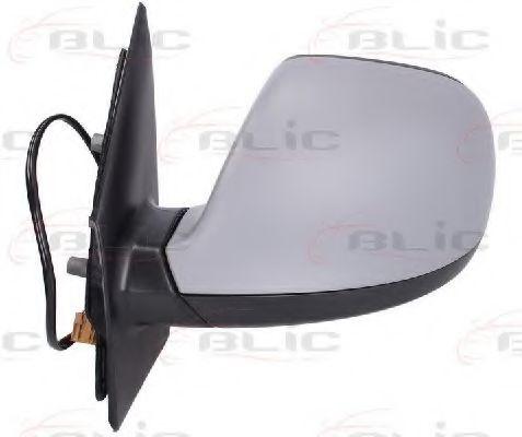 Дзеркало заднього виду BLIC 540201039333P