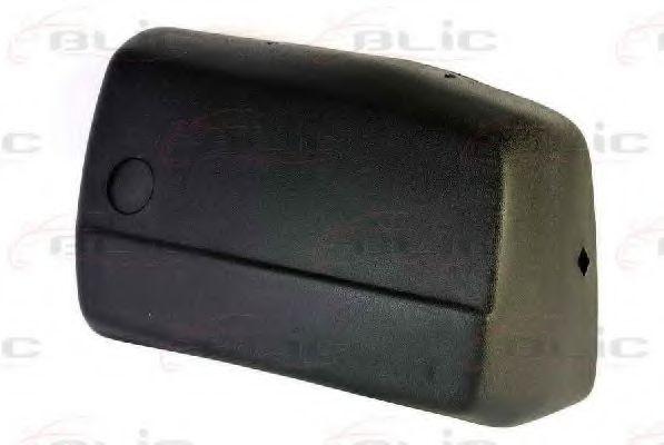 Накладка бамперу BLIC 5507009557911P