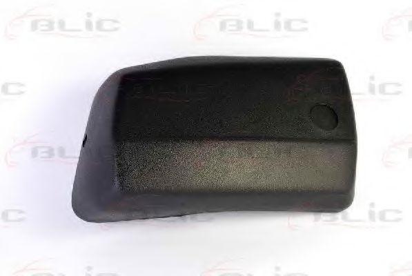 Накладка бамперу BLIC 5507009557912P