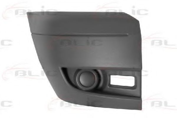 Накладка бамперу BLIC 5510002510914Q