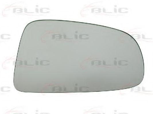 Скло дзеркала заднього виду BLIC 6102010343P