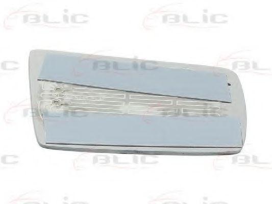 Скло дзеркала з підігрівом ліве DB C/E/S-class W202/210/140  BLIC 6102010805P
