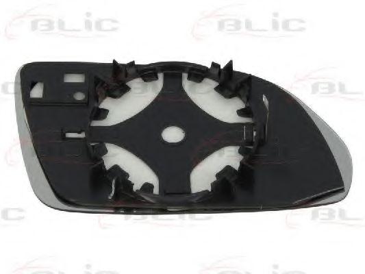 Скло дзеркала заднього виду BLIC 6102021291111P