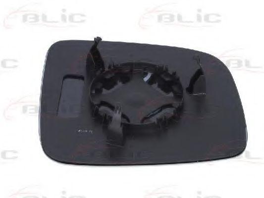 Скло дзеркала заднього виду BLIC 6102021291985P