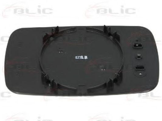Скло дзеркала заднього виду BLIC 6102021292286P