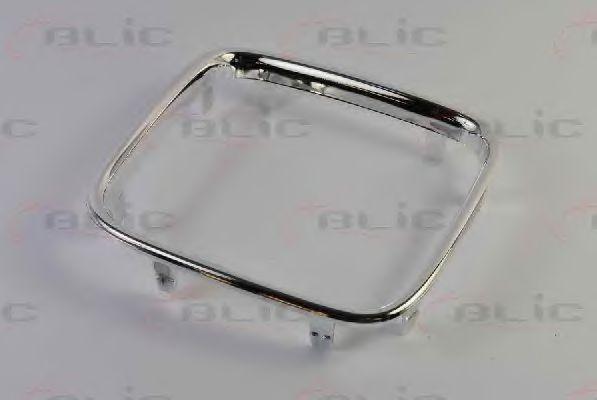 Решетка радиатора Элементы решетки BLIC арт. 6502070057995P