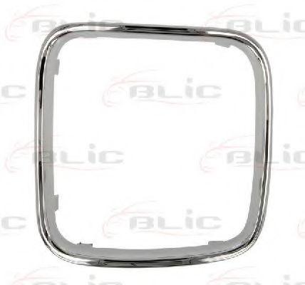 Решетка радиатора Элементы решетки BLIC арт. 6502070057996P