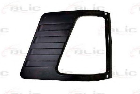 Решетка радиатора Решетка радиатора BLIC арт. 6502073545991P