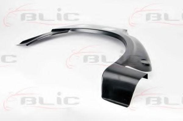Панель крила, задня BLIC 6504036607582P